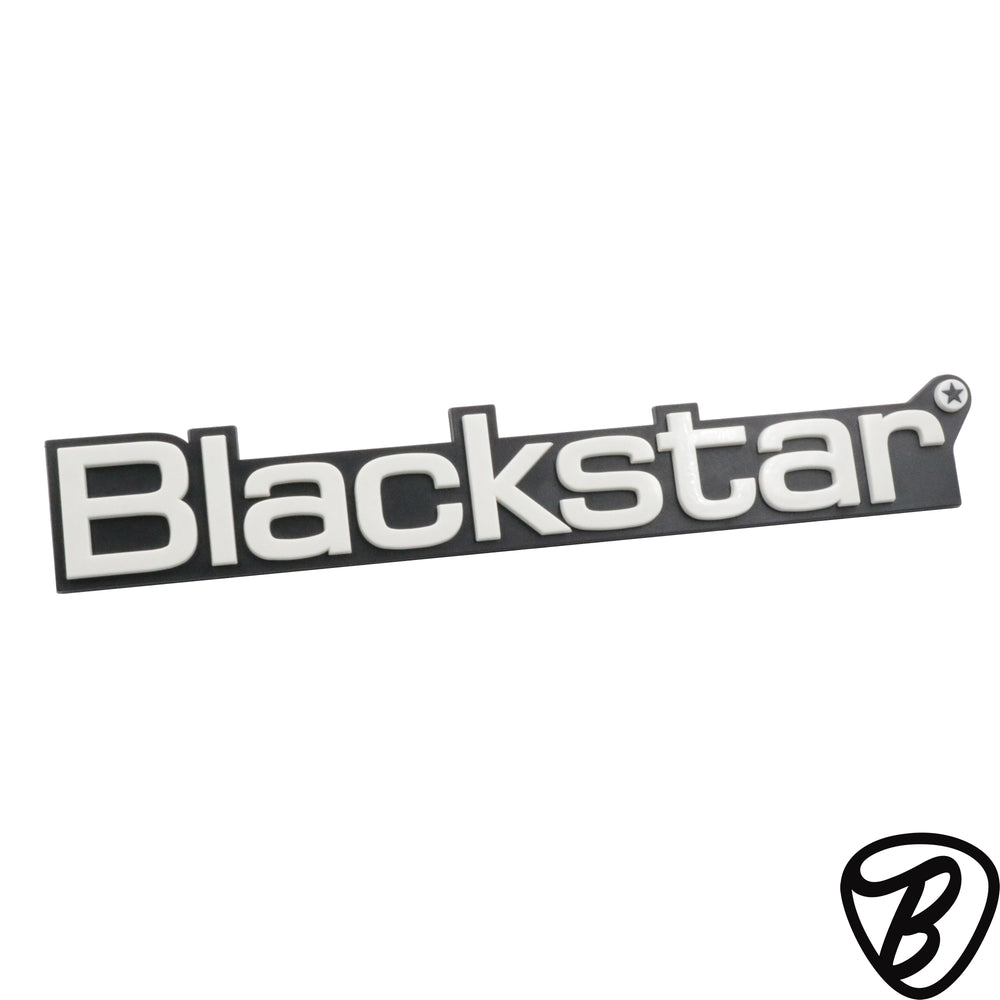 Blackstar Amp Logo, Large - British Audio