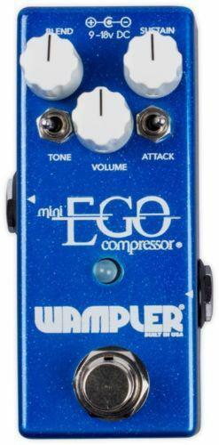 MINI EGO COMPRESSOR Wampler Pre-owned Mint Condition - British Audio