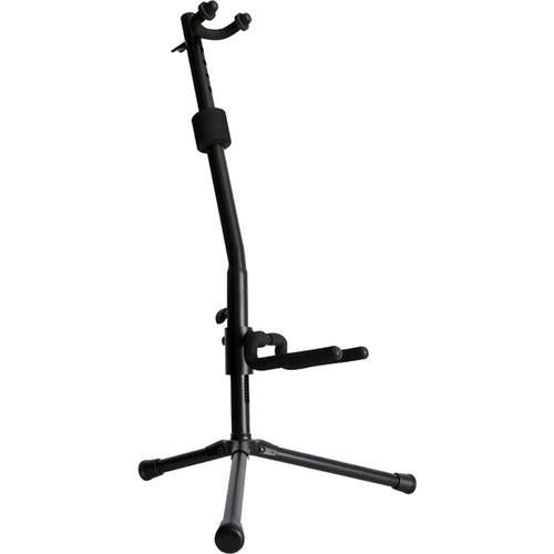 GS7140 Push-Down Spring-Up Locking Electric Guitar Stand On-Stage - British Audio