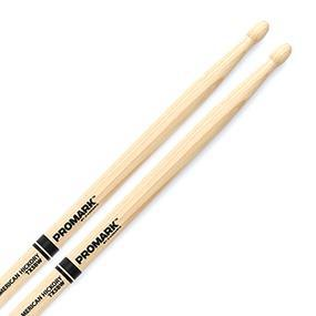 Promark Hickory 5B Wood Tip Drumstick - British Audio
