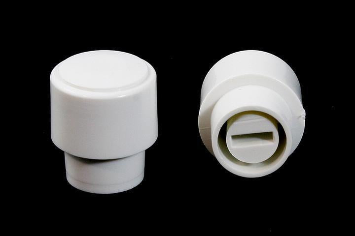 Vintage-style Switch Knobs White for Telecaster® Switch Knobs Allparts SK-0714-025 - British Audio