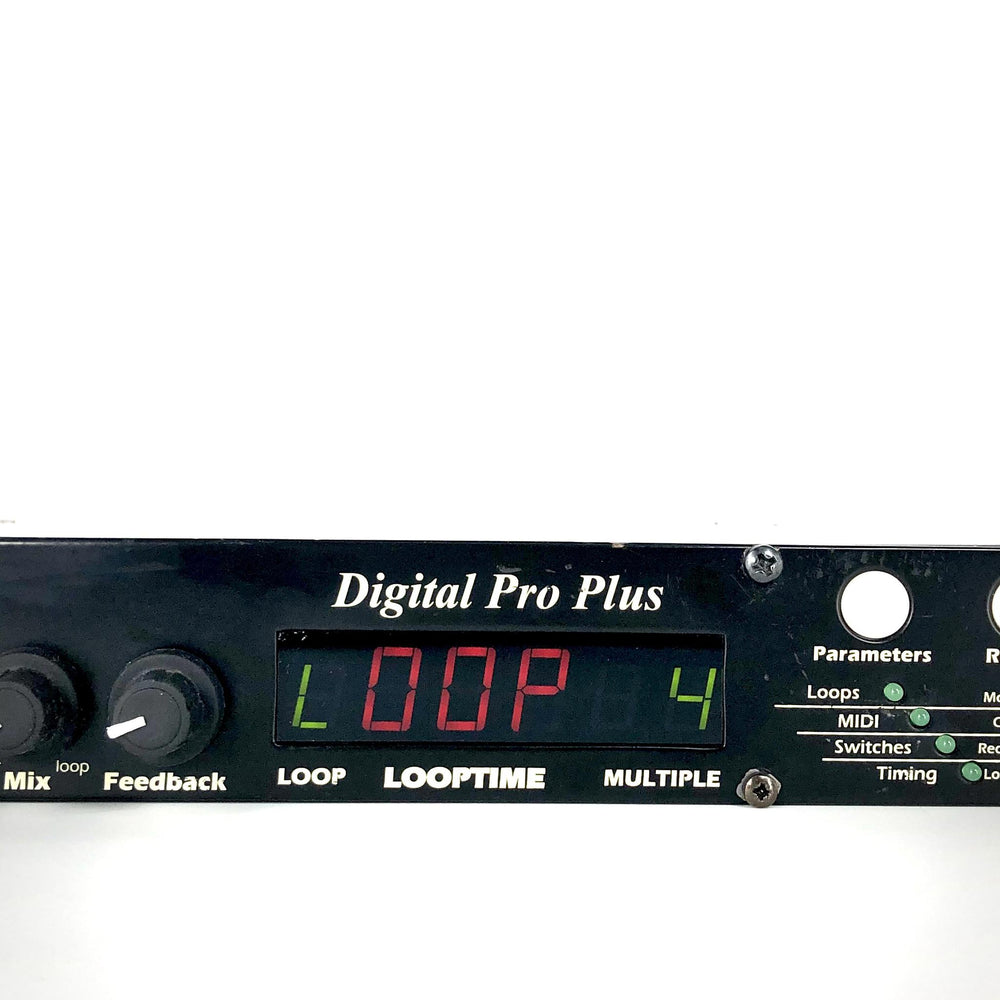 Gibson Echoplex Digital Pro Plus Looper w/ LOOP IV and 198 Sec