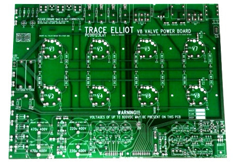 Trace Elliot V8 Valve Power Board - British Audio