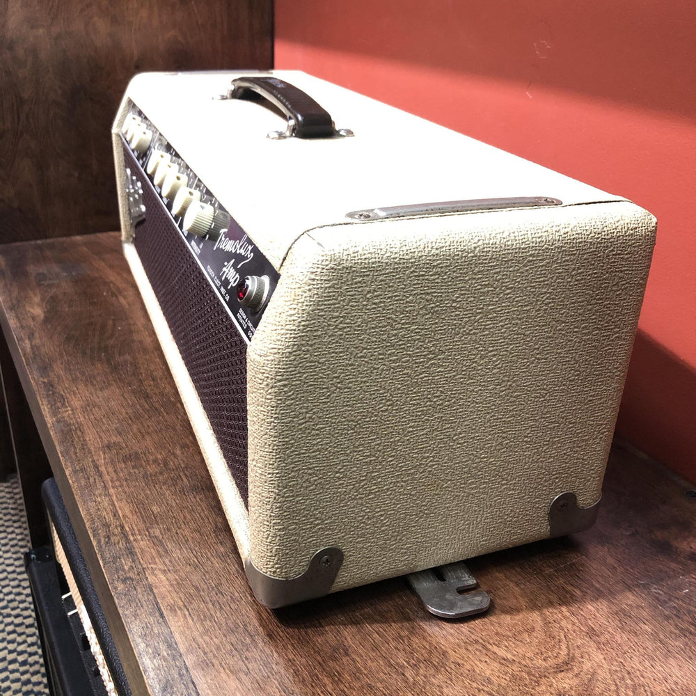 Fender Tremolux 1961 Piggyback Combo - British Audio