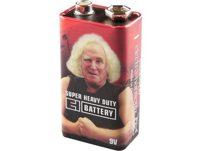 9V Electro-Harmonix Battery for Vintage Effect Pedals - British Audio