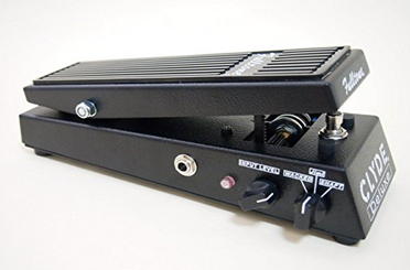 Fulltone Clyde Deluxe Wah Pedal - British Audio