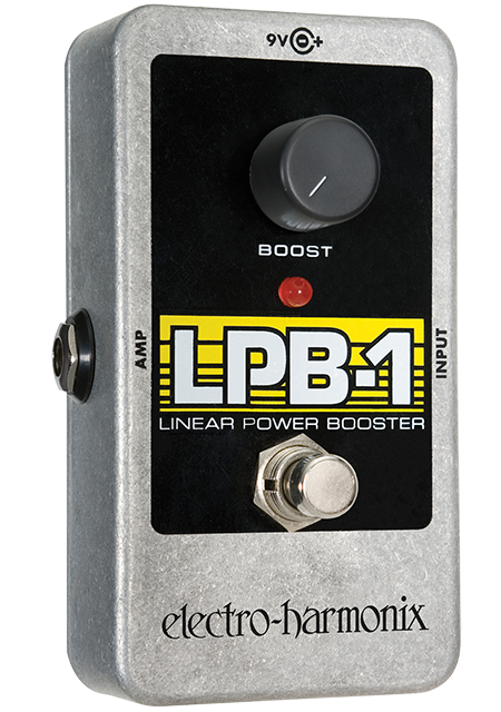 EHX LPB-1 Linear Power Booster Preamp - British Audio