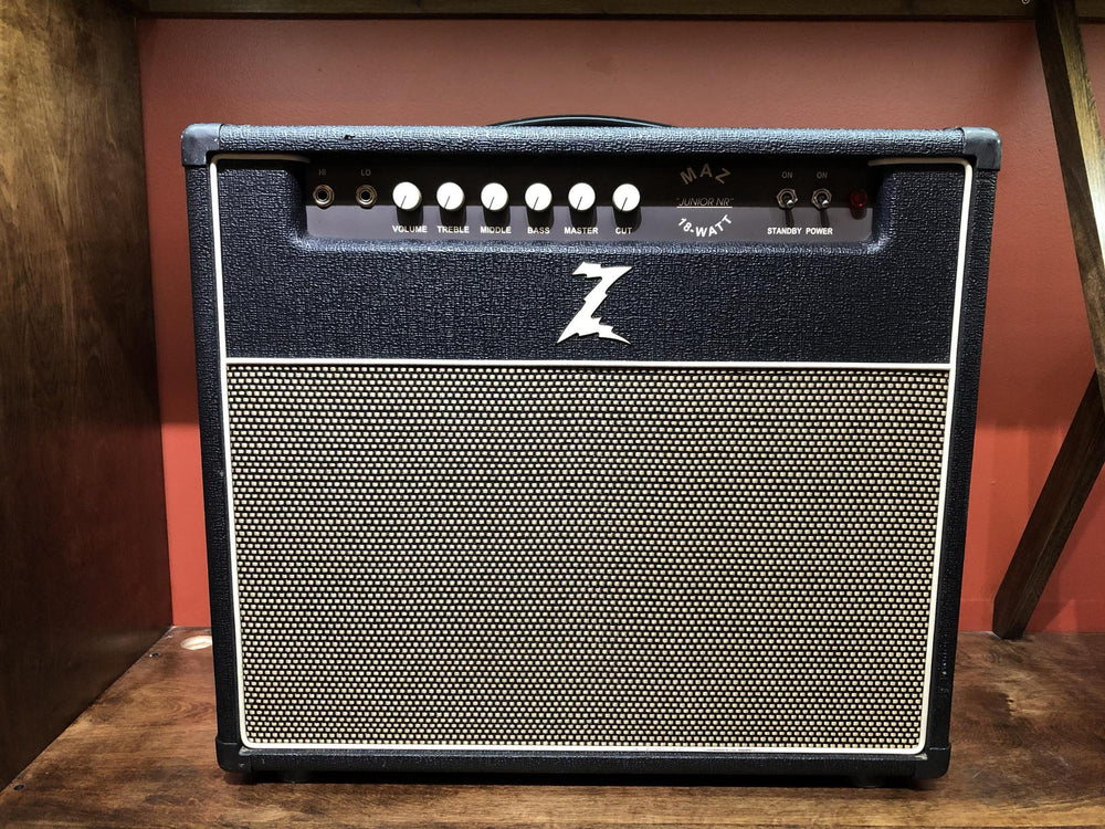 Dr. Z Maz Junior NR 18 Watt Combo Pre Owned - British Audio
