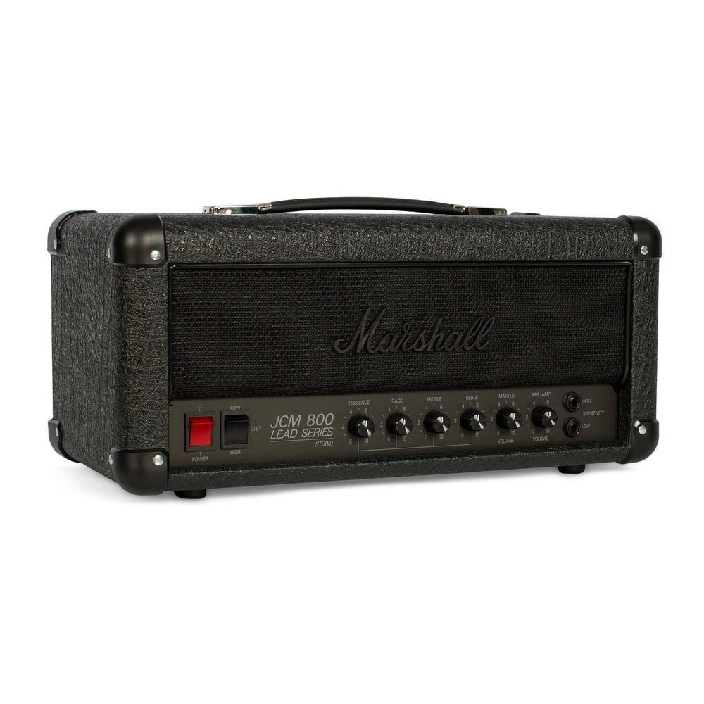 Marshall SC20H/ JCM800 Stealth Limited Black Head ~ 20W