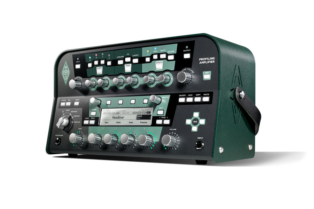 Kemper Profiler™ Head Black