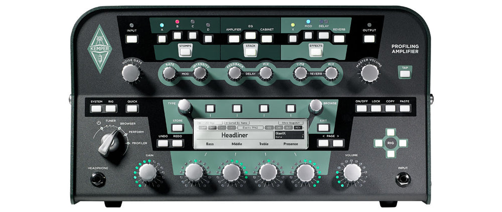 Michael Britt Loaded Kemper Profiler Bundle (Save $300) - British Audio