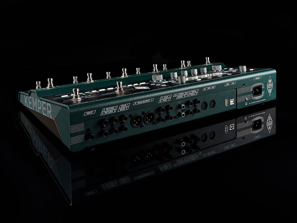 Tone Junkie Loaded Kemper PROFILER STAGE™ - British Audio