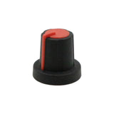Trace Elliot Acoustic Red Knob for TA30, TA35, TA40, TA50, TA60, TA70, TA80, TA100, TA200 - British Audio