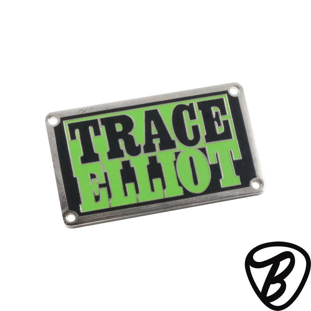 Small Trace Elliot Logo Badge