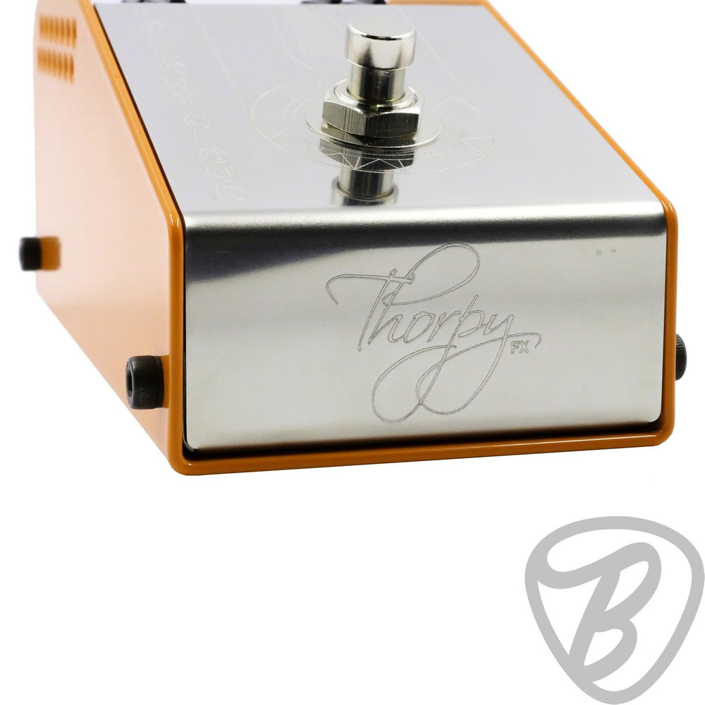 Thorpy FX The Fallout Cloud Fuzz - British Audio