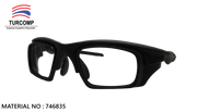 OZS Warrior 101 Sport RX Frame safety glasses MALAYSIA