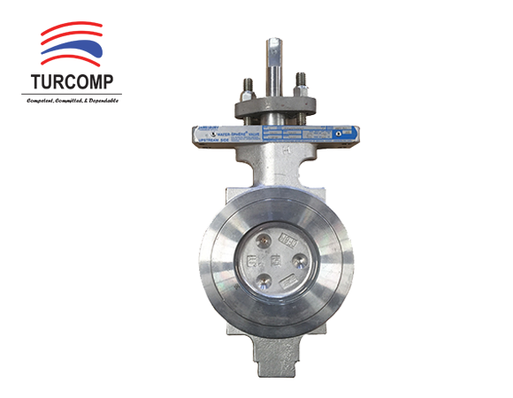 "Jamesbury 6"" 800 Series Butterfly Valve"