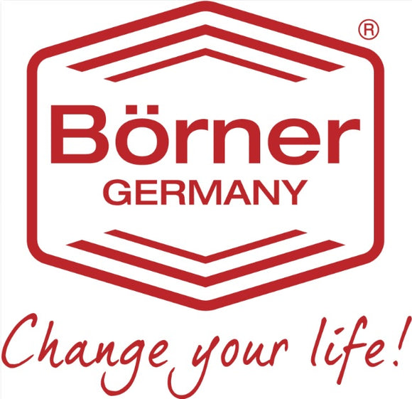 Borner Germany Change Your Life Logo