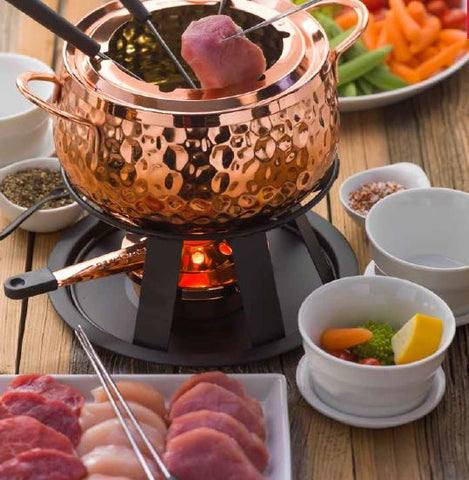 Meat Fondue Recipe | Swissmar