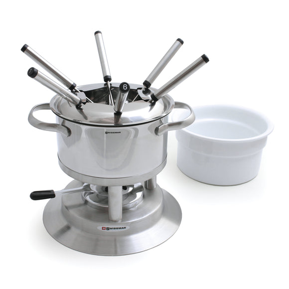 Stainless Steel Fondue Set | Arosa | Swissmar