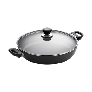 SCANPAN Classic Chef Pan with Glass Lid