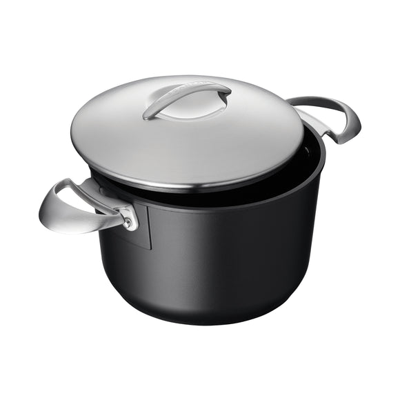SCANPAN Professional Dutch Oven with Steel Lid