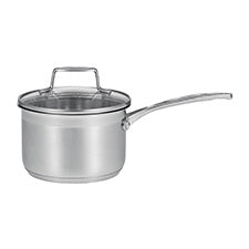 SCANPAN Impact Saucepan with Glass Lid