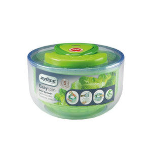 Easy Spin® Salad Spinner | Zyliss