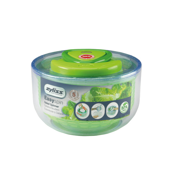 Zyliss Easy Spin® Salad Spinner