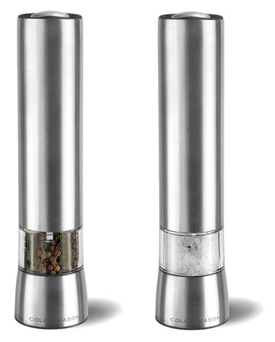 Salt and Pepper Mill | Hampstead Electronic | Cole & Mason