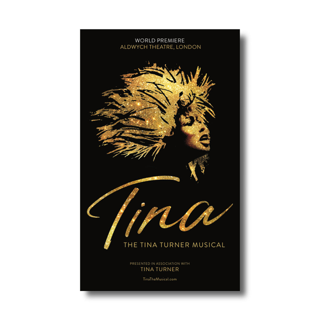 TINA London Windowcard