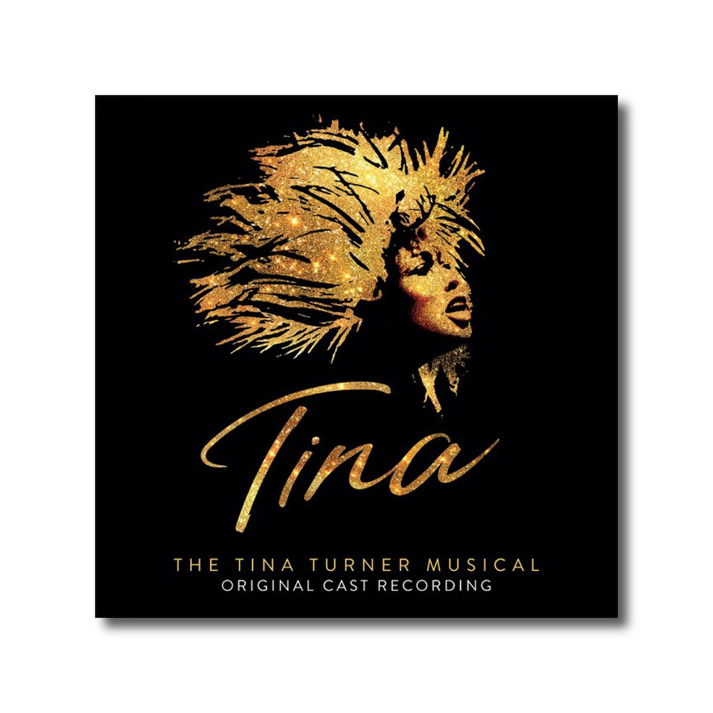 TINA Original Cast Recording CD