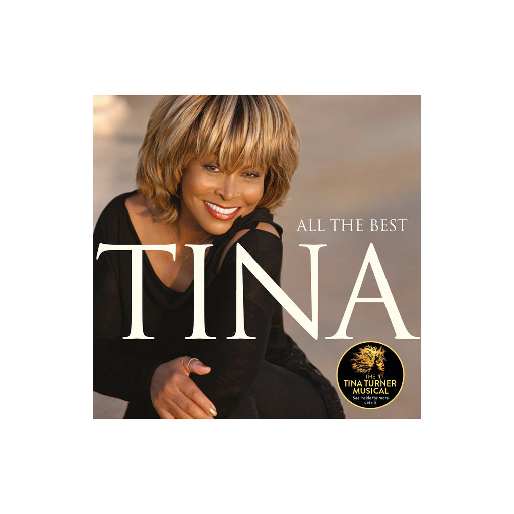 TINA All the Best CD