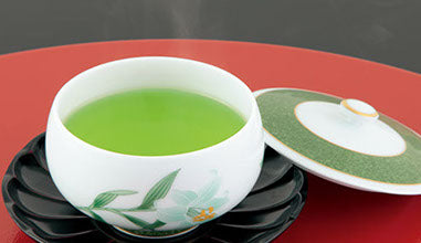 Green Tea for Concentration and Relaxed Awareness