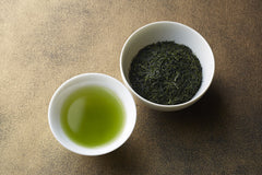Gyokuro in cup
