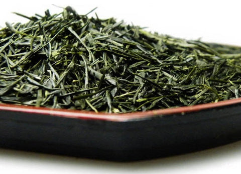 Healthy Green Tea Leaves