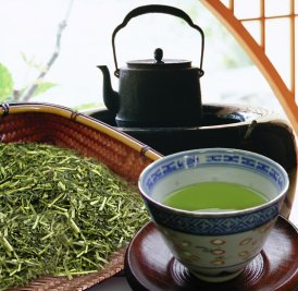 Japanese green tea weight loss benefits