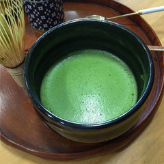 matcha straight with no sugar or cream
