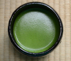 Matcha in bowl