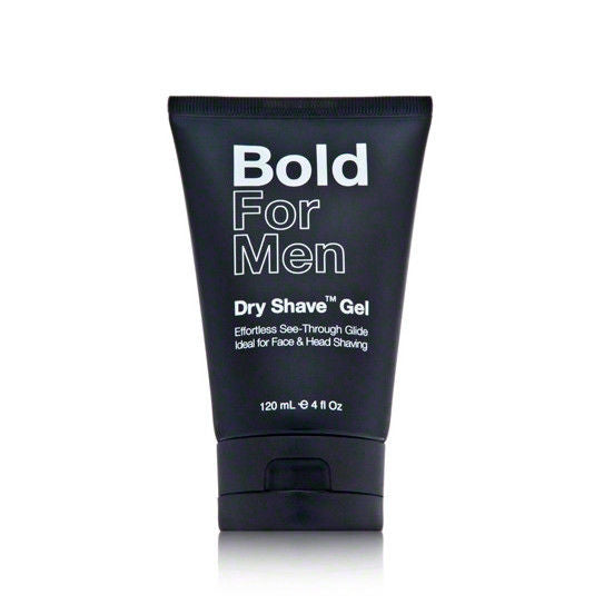 Bold For Men - Dry Shave Gel