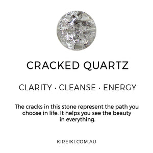 CRACKED QUARTZ