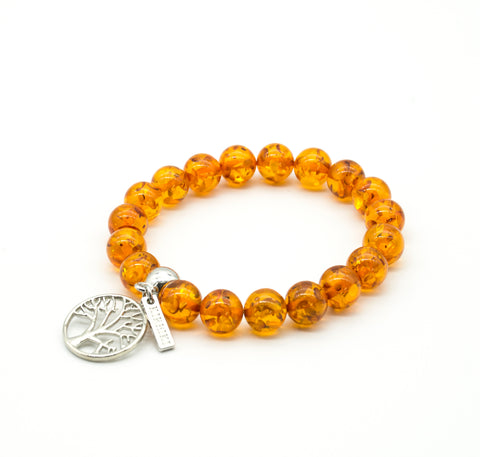Dragon Agate Elements Bracelet