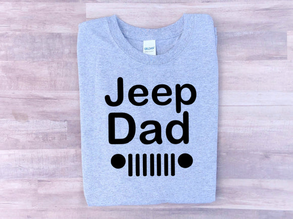 Jeep Dad T-Shirt
