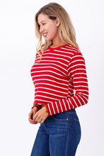 Red/ White Long Sleeve #99