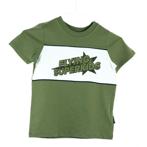 Nyhed fra Flying Superkids X Name It - T-shirt