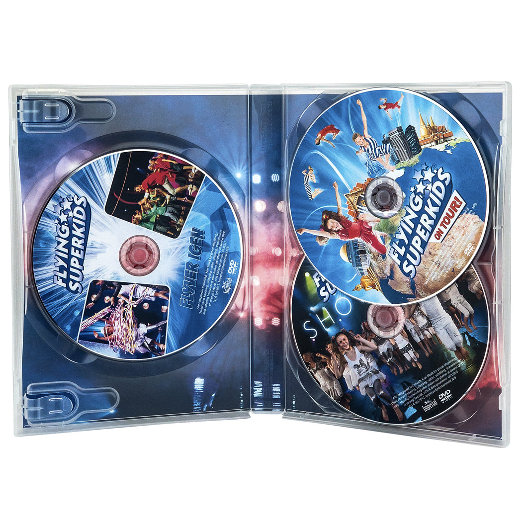 Flying Superkids DVD BOX