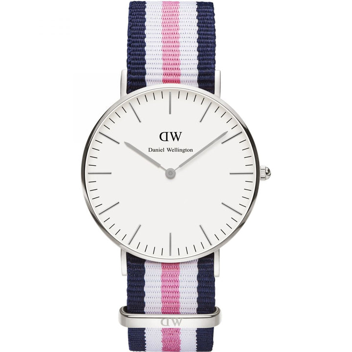 Daniel Wellington Southampton 36mm Women's Silver Watch