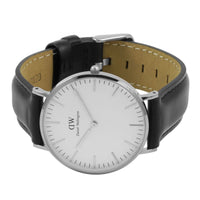 Daniel Wellington Sheffield 36mm Women's Silver Watch