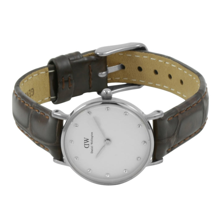 Daniel Wellington Classy York 26mm Women's Silver Watch DW00100069
