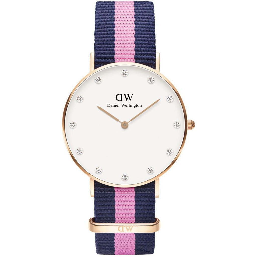 Daniel Wellington Classy Winchester 34mm Women's Gold Watch DW00100077 - Big Daddy Watches